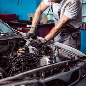 Engine Repair & Service