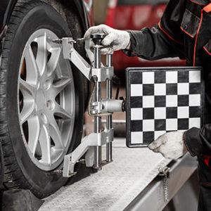Wheel Alignment & Tires