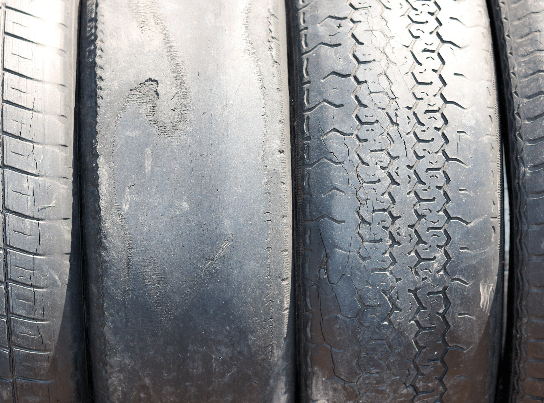 Are Your Tires Bald?