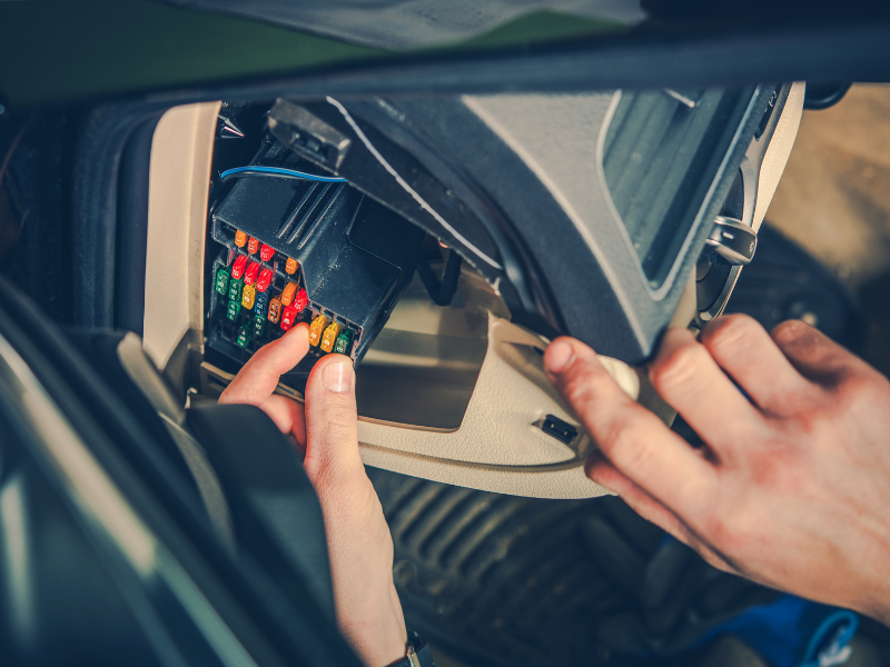 Common Problems With Vehicle Electrical Systems